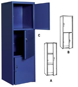 Heavy Duty Rhino  All Welded Lockers