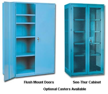 Heavy Duty Metal Storage Cabinets