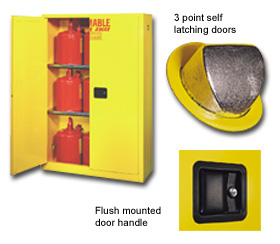 Osha And Nfpa30 Compliant Safety Cabinets