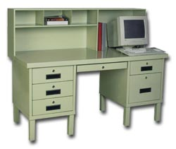 Office Industrial Shop Desk
