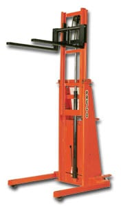 Battery Powered  Fork Lift
