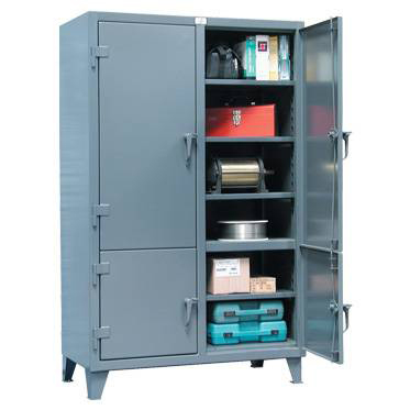 Four Compartment Kingcab Storage Cabinet