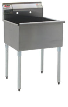 Non Nsf One Compartment Sinks