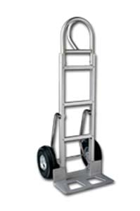 Loop Handle Aluminum Handtruck