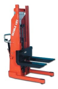 Work Positioner Stacker