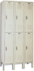 Double Tier Lockers   Kd