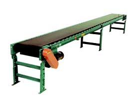 Medium Duty Roller Bed Conveyor