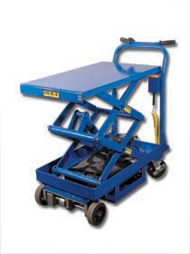 Traction Drive Hydraulic Elevating Carts