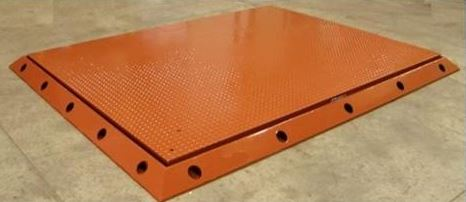 20000 Pound Capacity Floor Scale