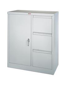 File Storage Cabinet  sc 1 st  A Plus Warehouse & Office Storage Cabinets Metal Office Storage Cabinets