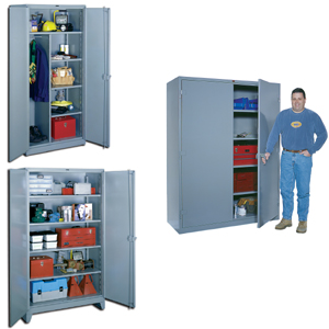 Extra Wide Lyons Steel Cabinets