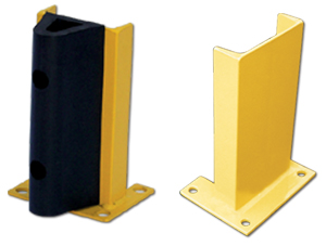 Structural Rack Guards 4 Anchors