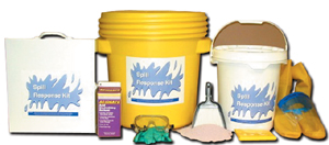 Battery Acid Neutralizing Spill Kits