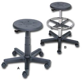 Industrial Work Station Stools