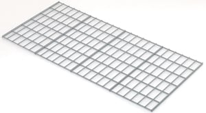 Rivet Shelf Wire Decking