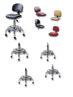 Workfit Stools