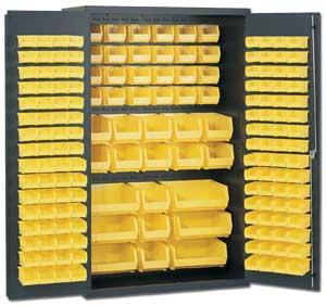 Jumbo Bin Storage Cabinets