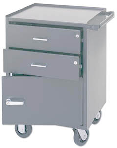 Mobile Utility Cabinet