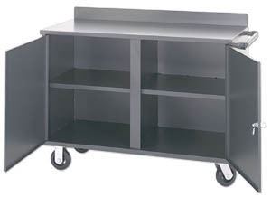 Mobile Shelf Cabinet