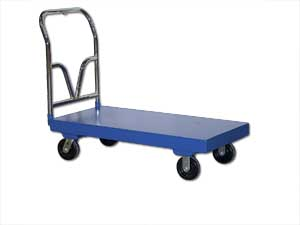 Deluxe Heavy Duty Steel Platform Trucks