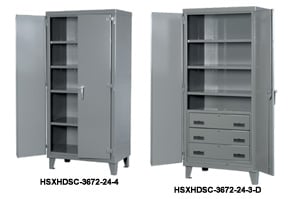 Maximum Heavy Duty Metal Cabinets