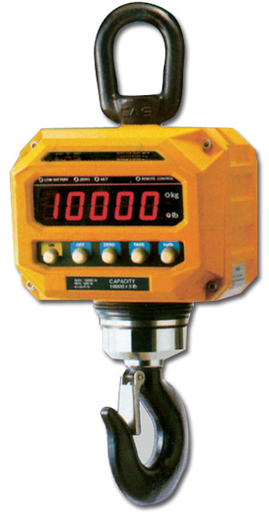 Digital Crane Scale Federal Iii Heavy Duty Series