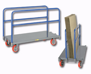 Adjustable Sheet And Panel Truck