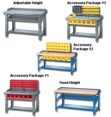 Workbenches Order Workbenches Online Industrial Work Bench