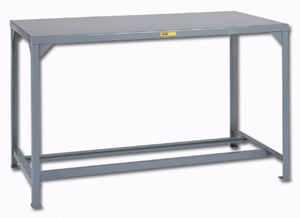Welded Steel Workbench