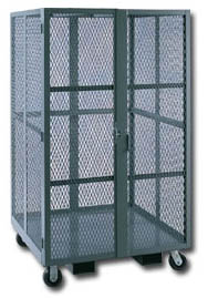 Rhino Mobile Security Cages