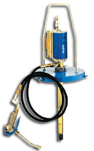 Heavy Duty Grease Pump Systems