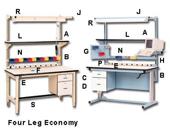 Hand Crank Ergonomic Electronics Workbench And Others