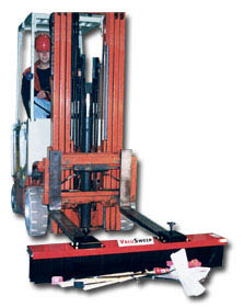 Forklift Mounted Sweepers