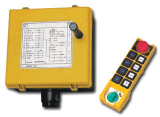 Wireless Hoist Controller Conveyor Controller And General Motor Controller