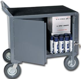 Mobile Instrument Cabinet