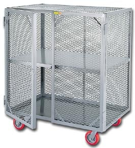 Industrial Duty Security Shelf Truck