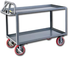 Ergonomic Shelf Truck