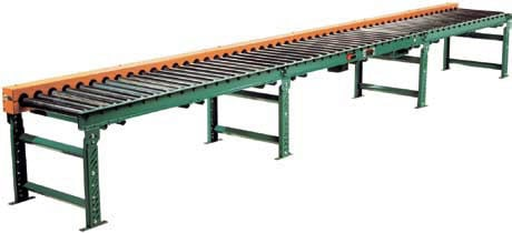 Heavy Duty Chain Driven Live Roller Conveyor