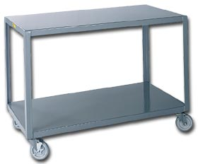All Welded Mobile Tables