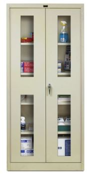 See Through Economy Storage Cabinets