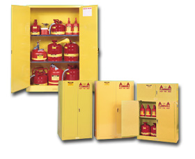 Deluxe Osha Approved Safety Storage Cabinets