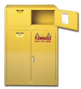 Wall Mounted Mini Safety Cabinet