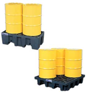 Gator Spill Control Pallets