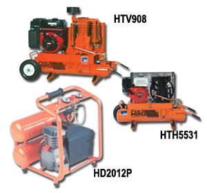 Power Profile Air Compressors