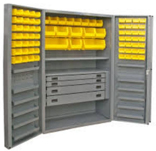 A Bit of Everything Cabinet  sc 1 st  A Plus Warehouse & Durham|Storage Equipment