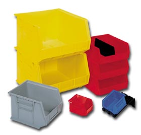 Deluxe Akro Stacking Bins