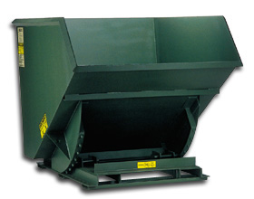 Ultra Heavy Duty Self Dumping Hopper And Stackable Hopper