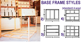 Heavy Duty Stacking Racks