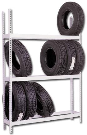 Rivet Tire Rack