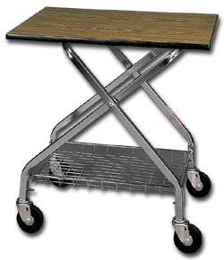 Collapsible Instrument Cart